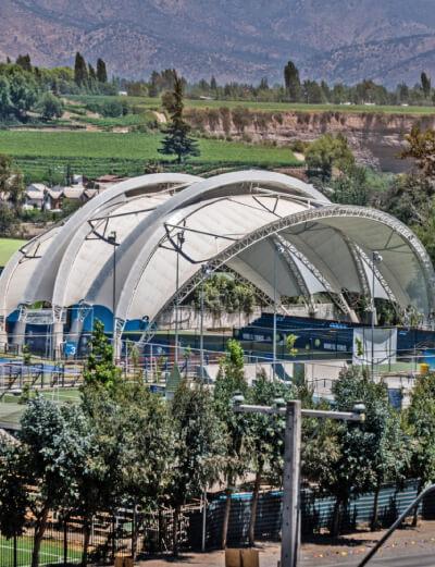 Liceo Excelencia San Pedro – Cancha de Tennis