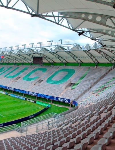 Estadio Municipal German Becker