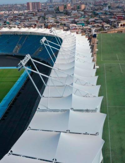 Estadio Tierra de Campeones Ramón Estay Saveedra