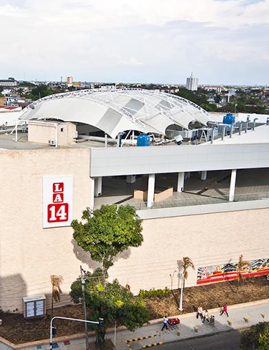 Centro Comercial Centrosur Plaza