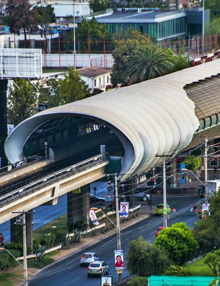 Estación Carlos Valdovinos