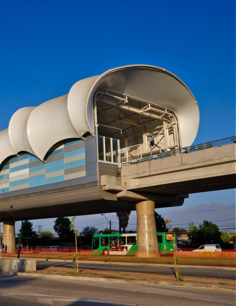 Estación Las Parcelas