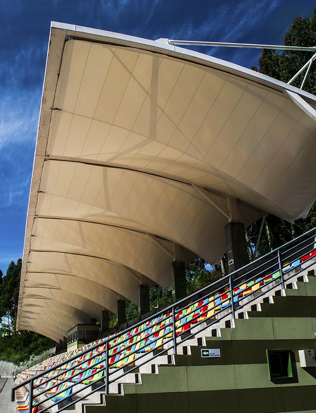 Estadio Los Lagos